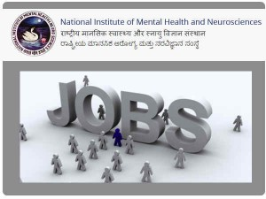 Nimhans Recruiting Lower Division Clerk Posts