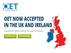 Oet Now Accepted In Uk And Ireland