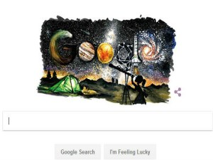 Google Presents Children S Day Doodle