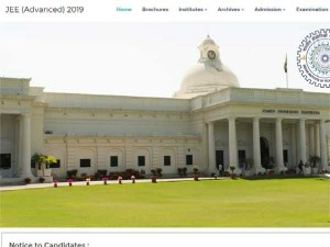 Jee Advanced 2019 Results Declared How To Check Results