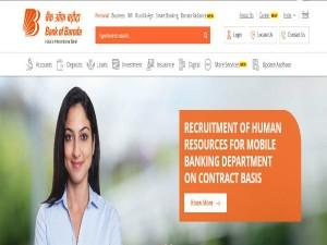 Bank Of Baroda Recruitment 2019 For 35 Manager Senior Mana