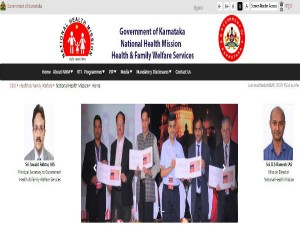 Nhm Karnataka Recruitment 2019 For 10 Programme Assistant Me