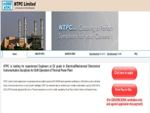 Ntpc Recruitment 2019 For 203 Engineer Posts Earn Up To