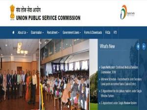 Upsc Civil Services Main 2019 Exam Timetable Relesed