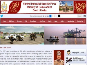Cisf Recruitment 2019 For 914 Constable Tradesmen Posts