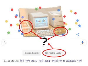 Google Celebrating 21st Birthday Today With Special Doodle