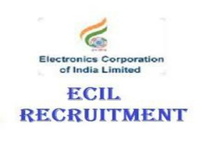 Ecil Recruitment 2019 Walk In Interview For 15 Technical Officer Posts