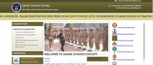 Sainik School Admission 2019 20 Invites Application From Girl Candidates