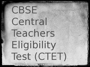 Cbse Ctet 2020 Registration Starts From 24th January 2020