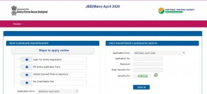 Jee Main April 2020 Registration Begins From Today