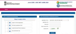 Csir Ugc Net June 2020 Notification Released