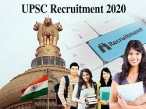 Upsc Recruitment 2020 For 413 Nda And Na Ii Posts