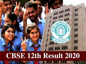 Cbse 2020 Class 12 Results Released Today