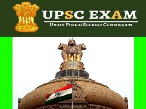 Upsc Capf 2020 Exam Notification Released Apply Online
