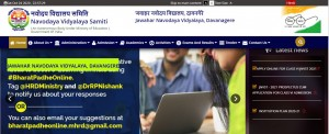 Jnvst 2021 22 Invited Application For Admission To Class Vi