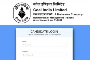 Coal India Limited Interview Admit Card 2020 Released For Management Trainee Posts