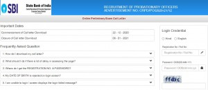 Sbi Po Admit Card 2020 Released For Preliminary Exam Here Is How To Download