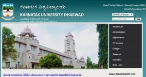 Karnataka University Recruitment 2021 For 15 Various Posts Apply Before June 5