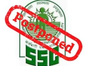 Ssc Cgl 2020 Tier I Exam Postponed