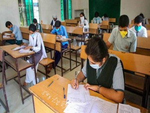 Karnataka Cet Exam 2021 95 Percent Of Students Attended For Physics And Chemistry Exam