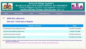 Karnataka Dcet 2021 Kea Invited Applications For Dcet 2021 Apply Before September 13