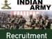 ಭಾರತೀಯ ಸೇನಾ ನೇಮಕಾತಿ 55 SSC  NCC ಹುದ್ದೆಗಳಿಗೆ ಅರ್ಜಿ ಆಹ್ವಾನಿಸಿದೆ